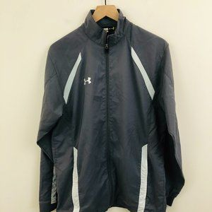 Under Armour Loose Fit Athletic Zip Up Jacket